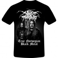 Футболка Darkthrone ФГ334