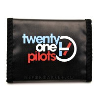 Кошелёк Twenty One Pilots WA067