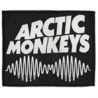 Нашивка Arctic Monkeys. НШ074