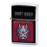 Зажигалка Disturbed ZIP136
