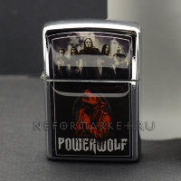 Зажигалка Powerwolf ZIP21