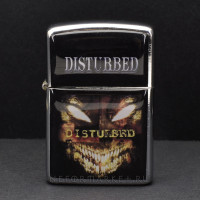 Зажигалка Disturbed ZIP137