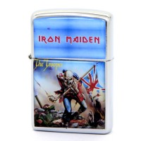 Зажигалка Iron Maiden ZIP138
