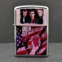 Зажигалка Green Day ZIP122