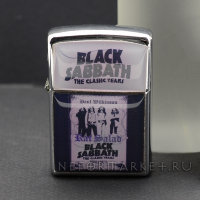 Зажигалка Black Sabbath ZIP25