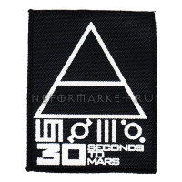 Нашивка 30 Seconds to Mars. НШ081