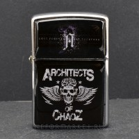 Зажигалка Architects Of Chaos ZIP125