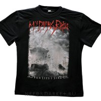 Футболка My Dying Bride ФГ220