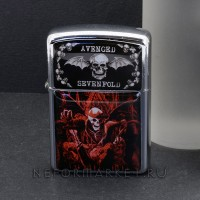 Зажигалка Avenged Sevenfold ZIP88