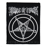 Нашивка Cradle of Filth. НШ085