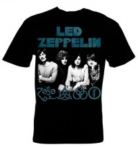 Футболка Led Zeppelin ФГ226