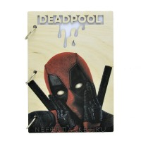 Скетчбук А5 Deadpool. SKB58