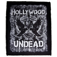 Нашивка Hollywood Undead. НШ344