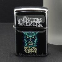 Зажигалка Bring Me The Horizon ZIP60