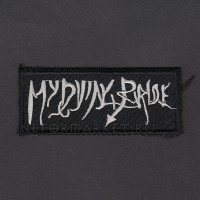 Нашивка My Dying Bride. НШВ049