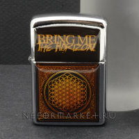 Зажигалка Bring Me The Horizon ZIP61