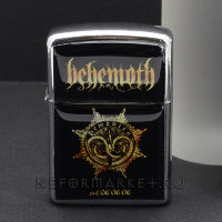 Зажигалка Behemoth ZIP63