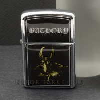 Зажигалка Bathory ZIP64