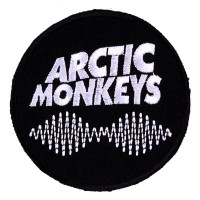 Нашивка Arctic Monkeys. НШВ238