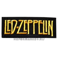 Нашивка Led Zeppelin. НШВ333