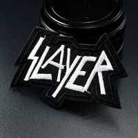 Термонашивка Slayer TNV017