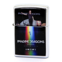 Зажигалка Imagine Dragons (Evolve) ZIP197