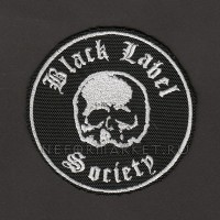 Нашивка Black Label Society. НШВ063