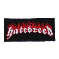 Нашивка hatebreed. НШВ289