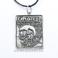 Кулон The Exploited КСН279