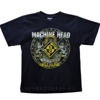 Футболка Machine Head FTH-07