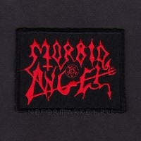 Нашивка Morbid Angel. НШВ308