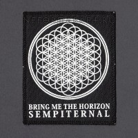 Нашивка Bring Me The Horizon. НШ246_1
