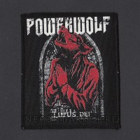 Нашивка Powerwolf. НШ247