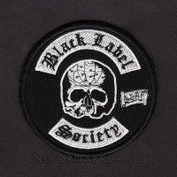 Нашивка Black Label Society. НШВ313
