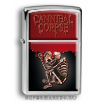 Зажигалка Cannibal Corpse ZIP161