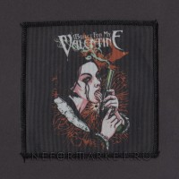 Нашивка Bullet For My Valentine. НШР020