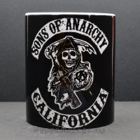 Кружка Sons Of Anarchy MG020