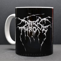 Кружка Darkthrone MG024