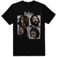 Футболка The Beatles RBE-040