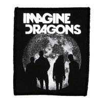 Нашивка Imagine Dragons. НШ274