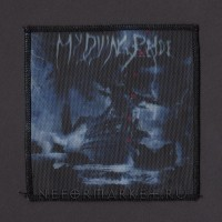 Нашивка My Dying Bride. НШР030