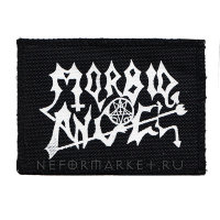 Нашивка Morbid Angel. НШ126