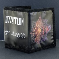 Кошелёк Led Zeppelin WA040
