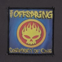 Нашивка The Offspring. НШР032