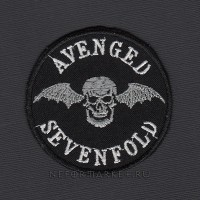 Нашивка Avenged Sevenfold. НШВ154