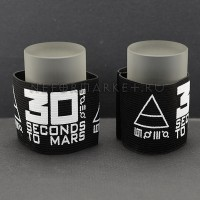 Напульсник 30 seconds to mars NR020