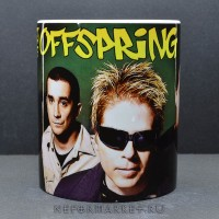Кружка The Offspring. MG214
