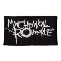 Нашивка My Chemical Romance. НШВ305