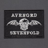 Термонашивка Avenged Sevenfold TNV029