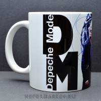 Кружка Depeche Mode. MG217